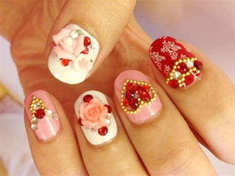 Decorated Nails by S Day Decorated Nails Favnails