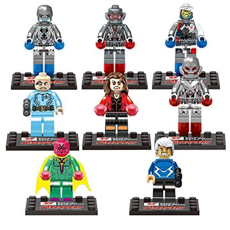 Lego Original Minifigure Captain America Age Of Ultron lego marvel heroes