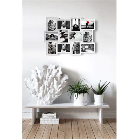 cornici portafoto da parete portafoto 12 foto bianco cornice multipla arredo casa