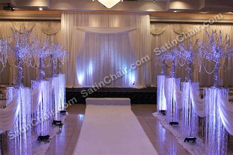 Wedding Chandeliers Wholesale Rent A Winter Wonderland Icicle Fairytale Lights Backdrop