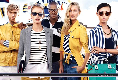 tommy hilfiger ad caign tommy hilfiger ad