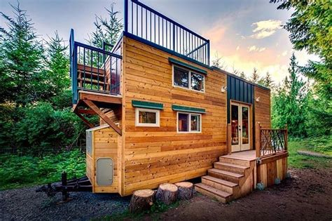 stationary tiny house plans pair of engineers design pet friendly off grid tiny house