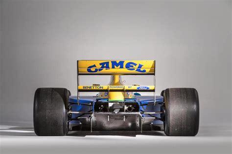 Auto Michel by Ex Schumacher Benetton Formula 1 Car