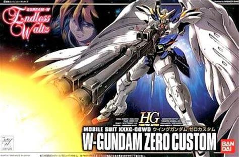 Hg Wing Ew 02 Tallgeese Iii Custom Clear Ver Bandai 1 144 high grade fighting endless waltz series