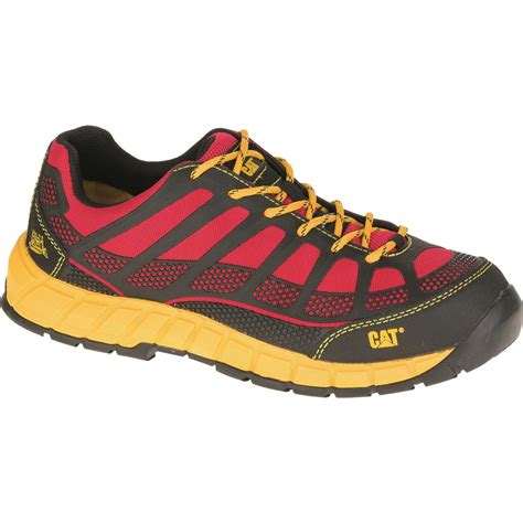 toe shoes cat s streamline composite toe work shoes 678127