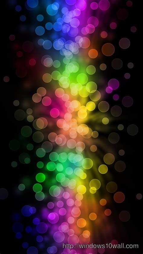wallpaper iphone 5 rainbow abstract iphone windows 10 wallpapers