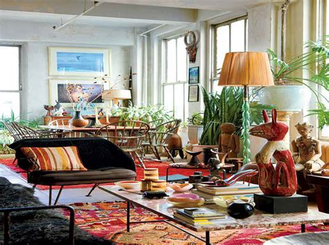 eclectic home decor ideas eclectic home decorating ideas with plant decoration