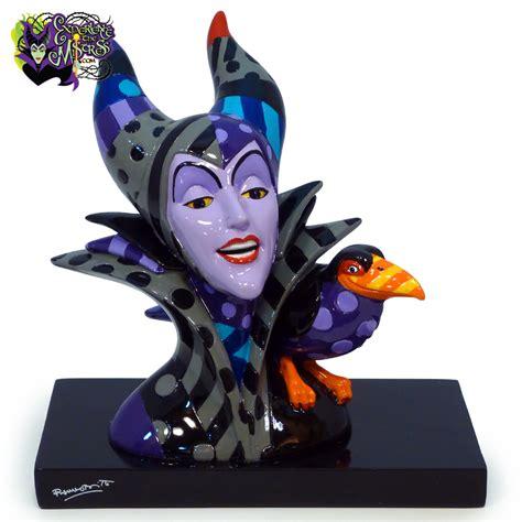 Disney Maleficent enesco disney showcase collection disney by britto bust