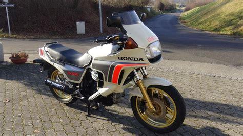Motorrad Honda Turbo by Motorrad Oldtimer Kaufen Honda Cx500 Turbo Hlr 2 Rad Sport