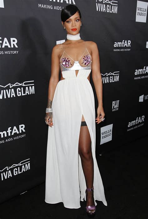 Dress Rihanna rihanna spaghetti floral sequin pasties white dress