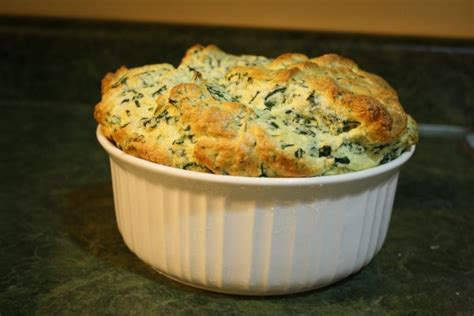 spinach cheese souffle spinach and cheddar souffle the kosher foodies
