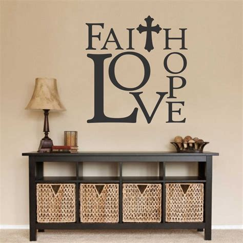 religious wall ideas top 25 best faith hope love ideas on pinterest faith
