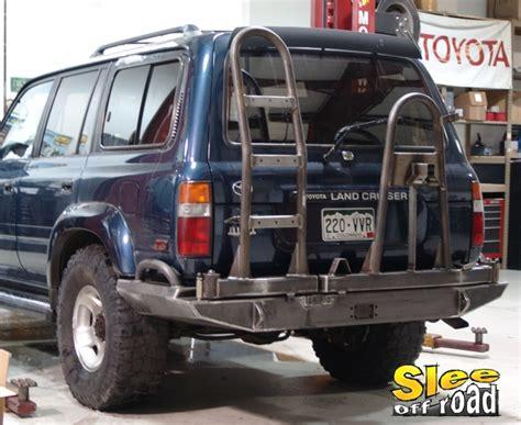 slee fj80 bumper new slee rear bumper ih8mud forum