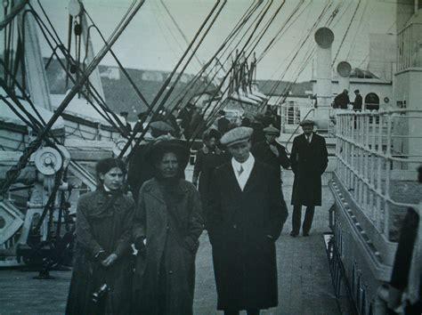 fotos reales del barco titanic pasajeros del titanic paseando fotos de varias