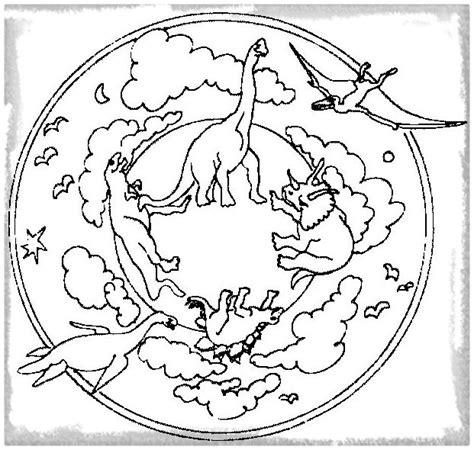 imagenes de mandalas con animales dibujos para colorear de mandalas infantiles archivos