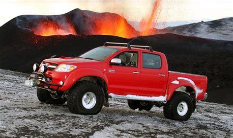 Icelandic Volcano Hilux   Top Gear Wiki   FANDOM powered