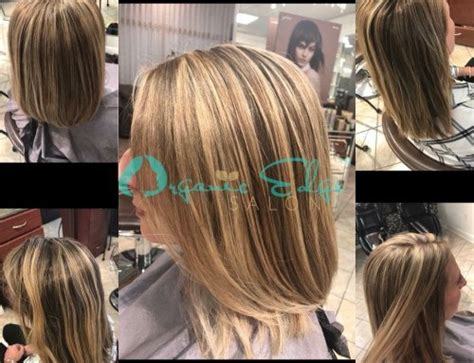 best toner for highlighted hair color retouch balayage organic edge salon