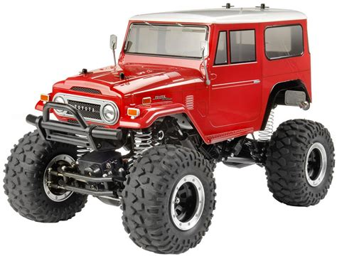 tamiya rc toyota land cruiser the awesomer