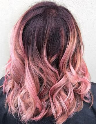 Pink Hair Brown Shadow Root Chocolate Strawberry Ombre Of Chocolate Strawberry Hair Color Kısa Sa 231 Lar I 231 In Pembe Ombre Cilt Bakımı Sa 231 Bakımı Cilt Bakımı Sa 231 Bakımı