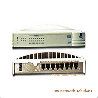 Switch Hub 8 Port 3com 3com hub officeconnect ethernet 10mbps tpo 8 ports p n 3c16700