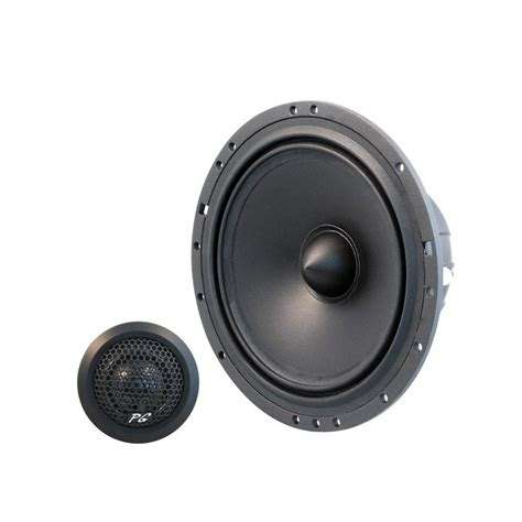With Speakers by 6 5 Quot Component Speaker Set