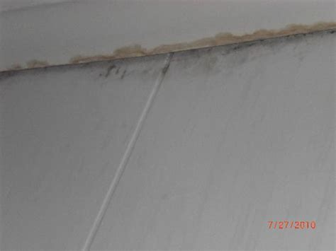 mould on ceiling in bedroom mop in condo just as filthy as the condo picture of beachcomber port aransas