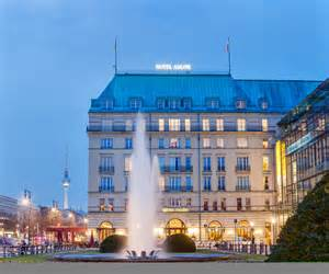 Historic German Hotel Adlon Kempinski Checks In Deep Energy Savings with GE LED Lamps GE