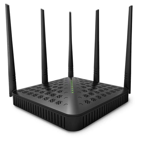 Tenda Ac1200 High Power Router Wall Killer Router Gigabit Router 1 tenda fh1202 high power wireless ac1200 dual band router tenda all for better networking