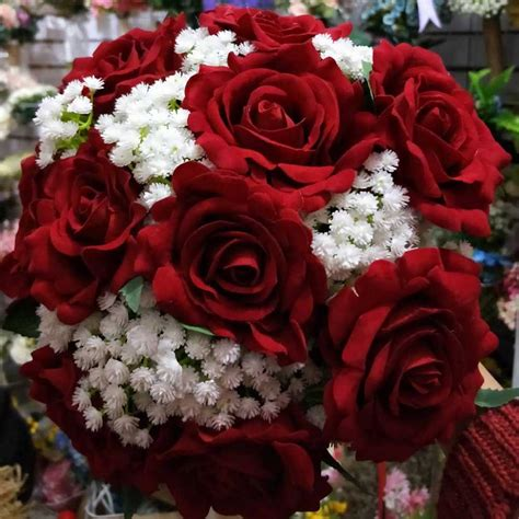 Wedding Bouquet Real Or by 2018 Real Images Artificial Wedding Bouquet