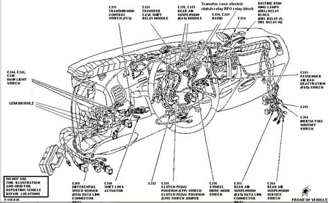 ford f150 parts diagram 2005 ford f150 interior parts diagram www indiepedia org