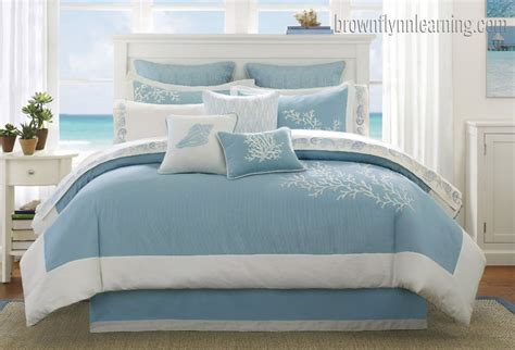 coastal bedding ideas beach themed bedroom ideas pinterest