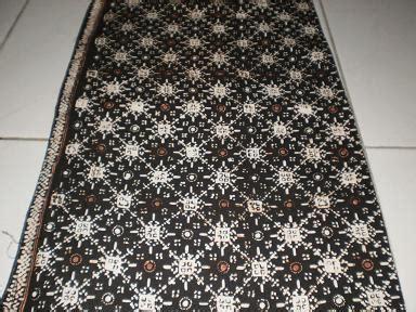Cek Batik Kain Exc Prima Batik Motif Batik Sogan Bunga lentiq collection kain batik sogan