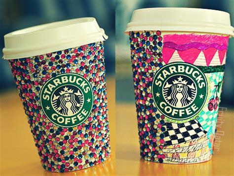 colorful starbucks drinks starbucks coffee image 1672756 by maria d on favim