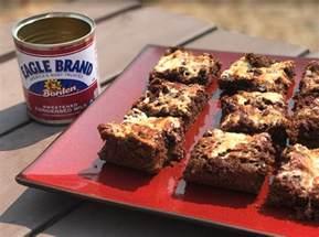 sweetened condensed milk recipes gooey chocolate bars
