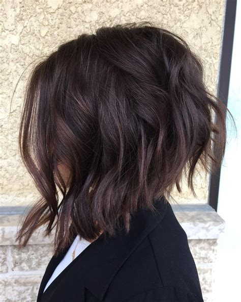medium length textured bob 385 best images about shoulder length hair on pinterest