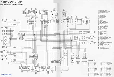yamaha 350 warrior wiring diagram wiring diagrams for yamaha warrior 350 pressauto net