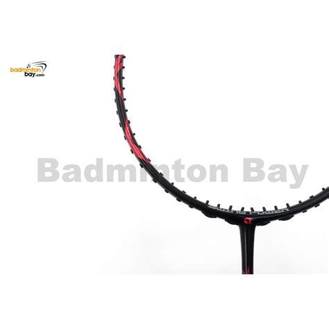 Raket Bulutangkisbadminton Apacs Stardom 90 New apacs stardom 90 black badminton racket 4u