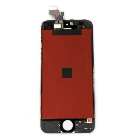 Lcd Hp Iphone 5 iphone 5 lcd complete black icasse pi 232 ces et outils parts and tools