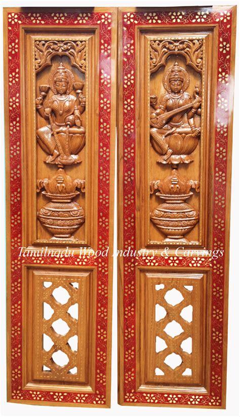 tamilnadu wood industry carvings
