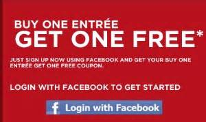 Ruby Tuesday Printable Coupons Buy One Get One Free