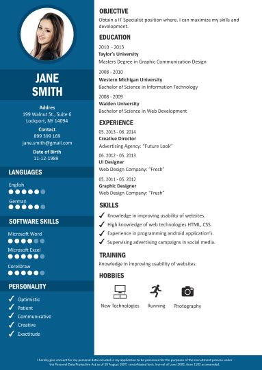 Cv Resume Builder by Resume Builder Online Resume Maker Craftcv
