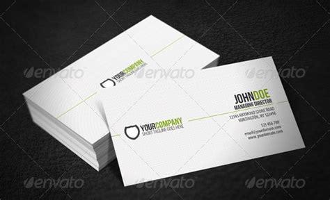 contoh design kartu nama simple 14 desain kartu nama perusahaan percetakan karawang