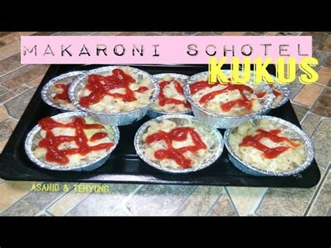 youtube membuat macaroni schotel cara membuat makaroni schotel kukus how to make steamet