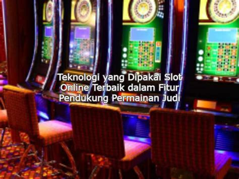 merasakan untung maksimal main judi bersama slot  terbaik indonesia situs judi slot