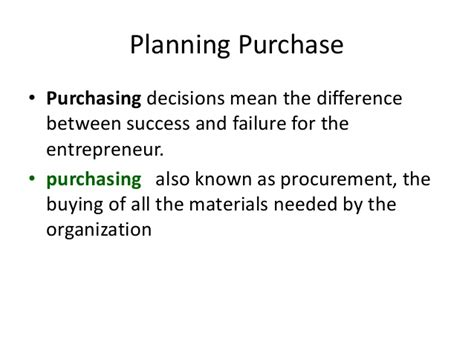 How Many Units Are Required For An Mba by Mba Ii Pmom Unit 2 6 Purchase Management A