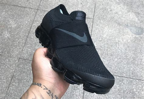 Nike Vapormax Premium Quality nike air vapormax in black on foot fastsole co uk