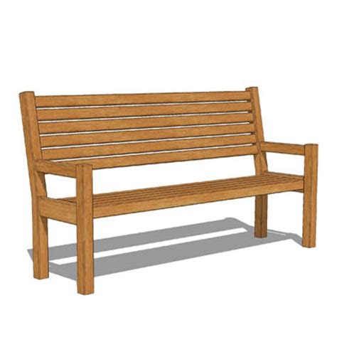 bench model search garden bench 3d model formfonts 3d models textures