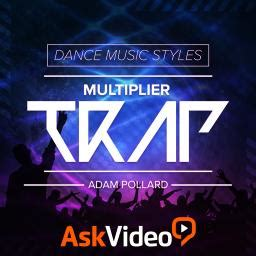 tutorial dance music dance music styles 101 trap video tutorial macprovideo com