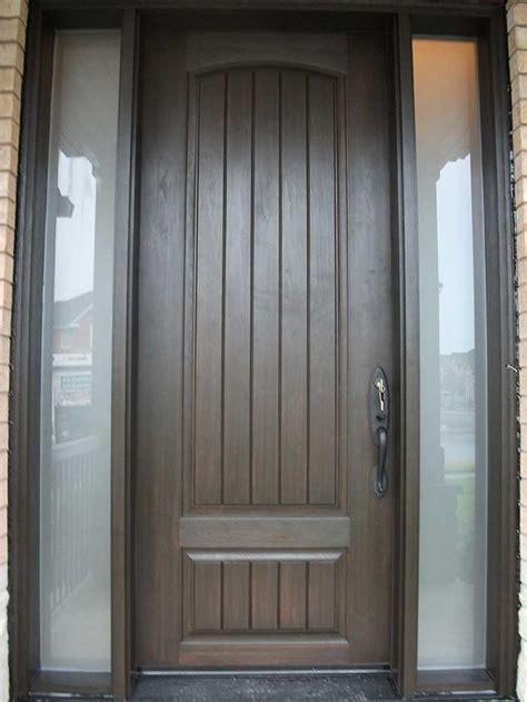 fiberglass exterior front doors rustic fiberglass exterior doors