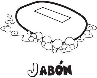 imagenes para colorear jabon colorea tus dibujos jab 243 n para colorear